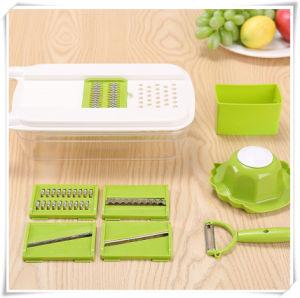 6 Functions Kitchen Vegetable Shredder (VK17003) pictures & photos