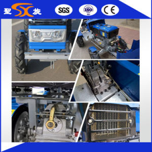Multi-Fuction Agricultural 2WD Power Mini Farm Tractor for Best Price pictures & photos
