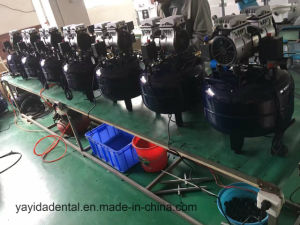 Nice and silent Oil Free Air Compressor 8ew pictures & photos