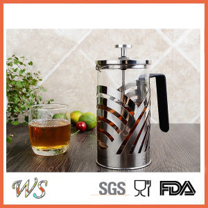 Wschxx030 Stainless Steel French Press Coffee Maker Hot Sell Coffee Press pictures & photos