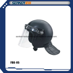 Comfortable Safety Police Equipment Adjustable Anti Riot Helmet pictures & photos