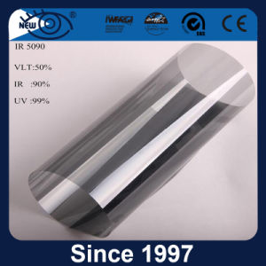 High Quality Nano Ceramic Heat Control Car Window IR Film pictures & photos