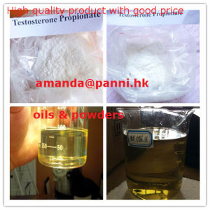 Raw Testosterone Propionate Steroids Without Side Effects pictures & photos