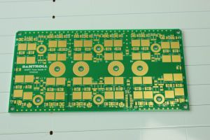 Electroless Nickel Copper-Clad Laminate Flexible Multilayer Rigid Double-Sided PCB pictures & photos