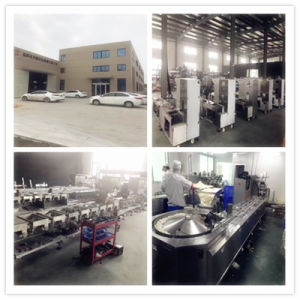 Automatic Food Packaging Machine for Biscuit Cake Cookies Chocolate Bar (JY-ZB1200) pictures & photos