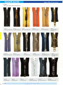 Provide One Stop Procurement  Experience Plastic Zipper pictures & photos