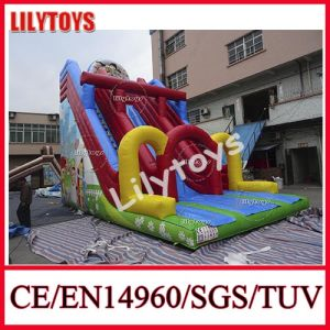 Lilytoys Inflatable Moving Slide for Sale pictures & photos