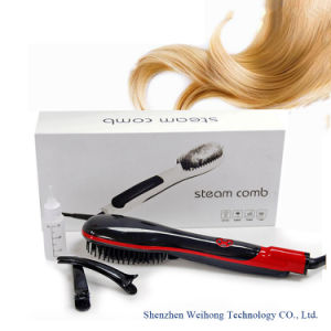 Personalized Logo Steam Best Brand for Hair Straightener