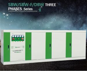 Three Phase High Power SBW-F 1600kVA Voltage Regulator for Mine Smelting