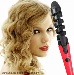 2017 New Fashion Hair Curler Iron Hair Curler pictures & photos