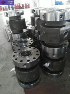 Forging Cover for The Valve on Petrochemical Machine Steel 410 pictures & photos
