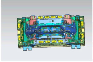 Injection Molding Precision Moulding Plastic Mold pictures & photos