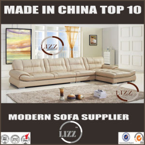 Contemporary Sectional with Pure Leather pictures & photos