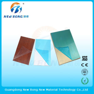 Transparent Color Wooden Used Plastic Protective Films pictures & photos