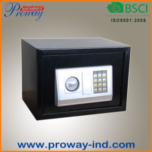 Electronic Security Safe for Home and Office with Emergency Key pictures & photos