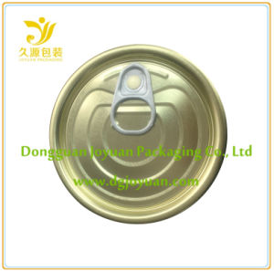 Easy Open Tin Cover Eoe 300 Dia 73mm pictures & photos