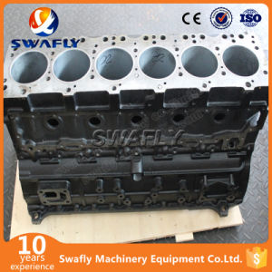 Isuzu 6bg1 6bg1t Motor Engine Cylinder Block (1-11210-444-7) pictures & photos