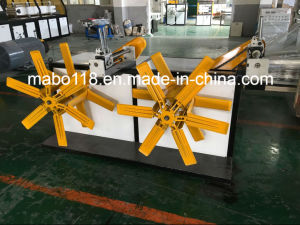High Output Corrugated Pipe Extrusion Line/Telescopic Pipe Making Machine pictures & photos