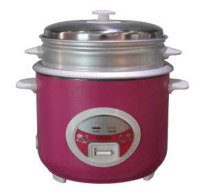 Full Body Electric Rice Cooker Jar Shape pictures & photos