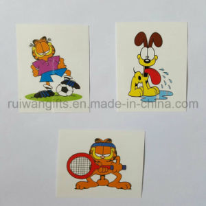 Cartoon Children Non-Toxic Temporary Tattoo, Kids Toys Tattoo pictures & photos