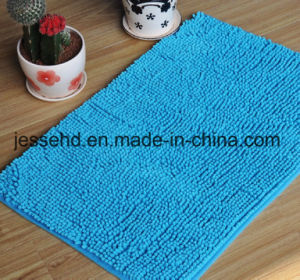 High Quality Skid-Proof Chenille Mat Bathroom Carpet pictures & photos