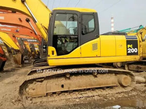 Second Hand Komatsu PC200-7 Excavator (PC200 PC220-7 PC200-7) pictures & photos