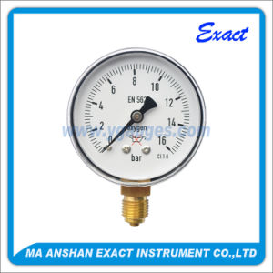 Gas Manometer-Vacuum Manometer-Pressure Gauge pictures & photos