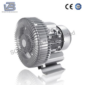 Low Price Side Channel Regenerative Aluminium Alloy Blower pictures & photos