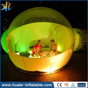 Hot Sale Outdoor Inflatable Bubble Camping Tent, Clean Transparent Tent for Sale