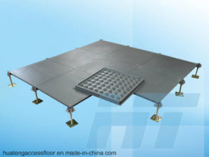 Bare Access Floor Panel 500*500*28mm pictures & photos