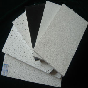 Cac 35 Mobile Home Acoustic Ceiling Panel pictures & photos