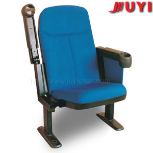 Brand New Optional Colors with Plastic Cup Holder Hall Auditorium Seating Outdoor Concert Chair pictures & photos