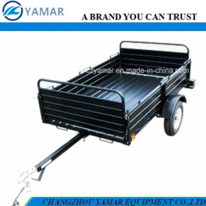 Utility Trailer with Tilt Bed pictures & photos
