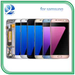 Mobile LCD for iPhone Samsung S7 Edge S6 Note5 Note4 LCD Assembly pictures & photos