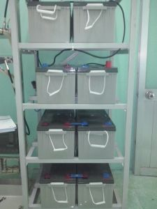 High Capacity Solar Power Battery True Hybrid Gel Battery 12V 200ah pictures & photos