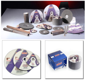 Sali Quality Abrasive Grinding Wheel for Metal pictures & photos