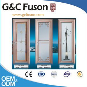 Modern House Design Casement Door for Bathroom and Kitchen pictures & photos