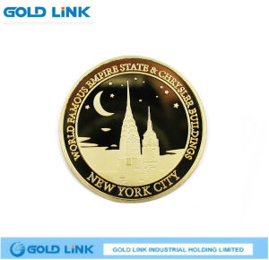 Souvenir Gift Metal Coin Custom Challenge Coin Promotion Gift pictures & photos