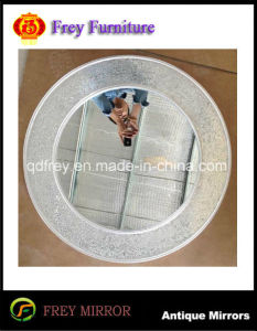 New Design Wooden Mosaic Mirror Frame pictures & photos