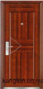 Reinforced Steel Security Door (steel door) pictures & photos