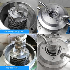 Factory Sale High Quality Chicken Fish Bone and Meat Mincer Grinding Machine pictures & photos
