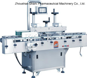 Automatic High-Speed Pharmaceutical Machinery Flat Bottle Labeler pictures & photos