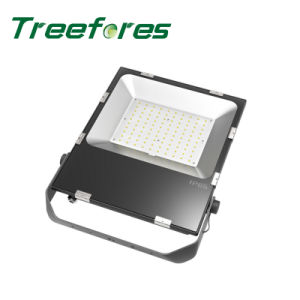 Slim LED Floodlight 100W Flood Lighting pictures & photos
