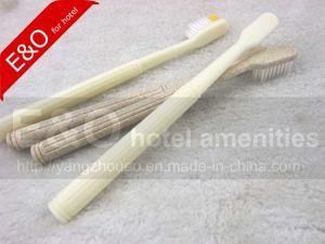 Biodegradable Eco-Friendly Straw Toothbrush pictures & photos