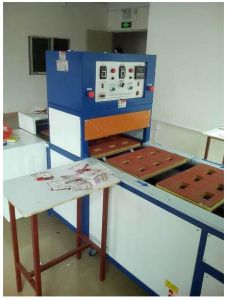 Chenghao Brand, 12 Working Stations Automatic Plastic and Paper Blister Packing Machine pictures & photos