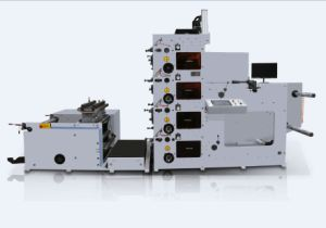 Flexographic Printing Machine Film Paper Bag /Hamburg Bag pictures & photos