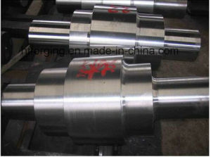Quench and Temper and Sr Heattreatment 42CrMo4 Hot Forging Shaft pictures & photos
