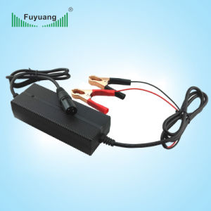 DC to DC 48V 1.5A Li-ion Battery Charger for Car pictures & photos