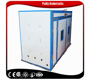 Factory Supply Digital Automatic Quail Egg Large Incubators Hatchery pictures & photos