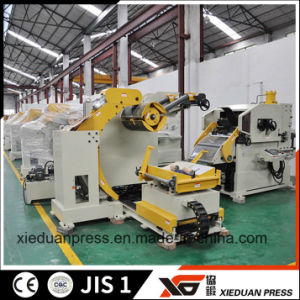 Auto Parts Brake Pad Stamping 200ton Accurate H Frame Press pictures & photos
